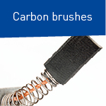 LUVOMAXX® – Carbon brushes